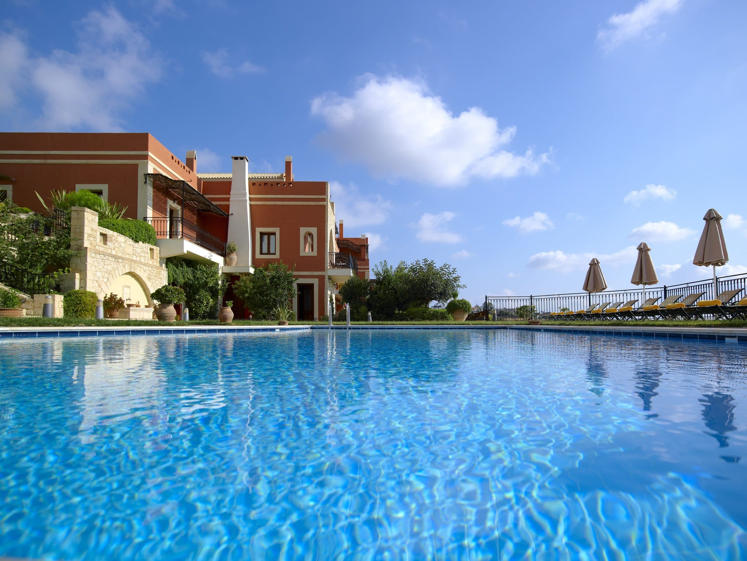Katalagari Suites Hotel in Crete Greece